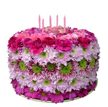 Znalezione obrazy dla zapytania kwiaty na urodziny